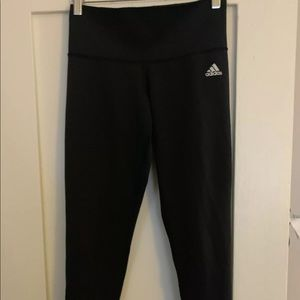 Adidas Midrise Running Leggings